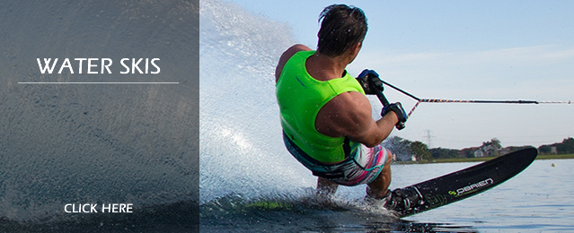 UK Discount Water Skis and Waterski Equipment